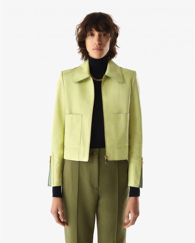 Culi Jacket in Limon