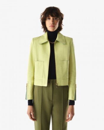 Culi Jacket in Limon