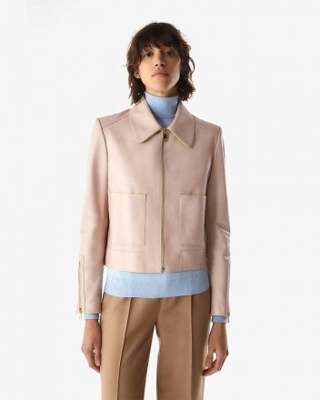 Culi Jacket in Light Pink