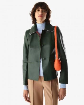 Liz Jacket in Khaki