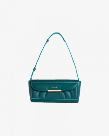 Blossom Bag in Turquois