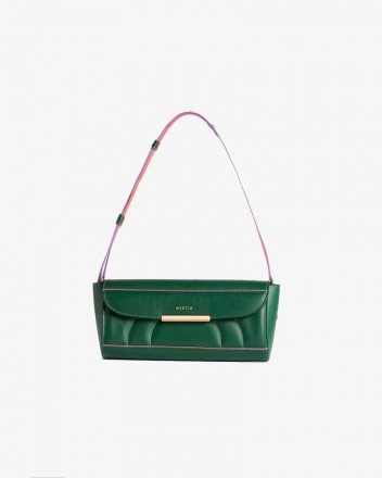 Blossom Bag in Green