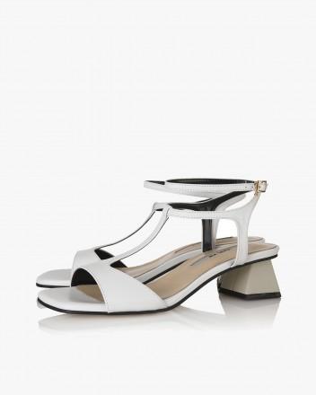 Becca Sandals in White