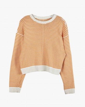Nonno Sweater in Orange