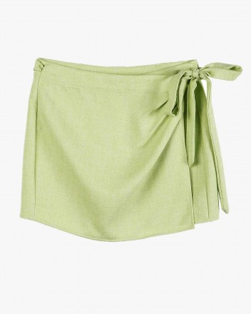 Fontana Skirt in Pistachio