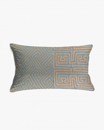 Kuna Cushion in Grey