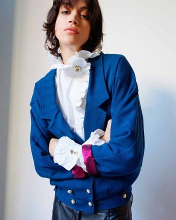 Jackson Jacket Blue
