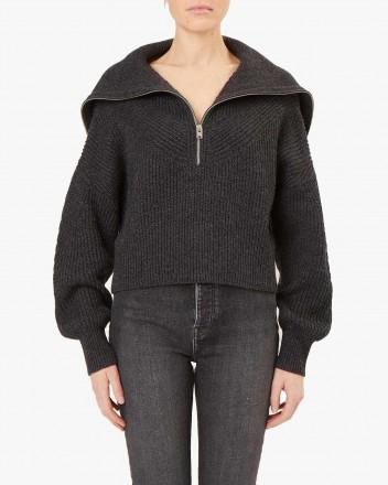 Joanna Sweater in Black