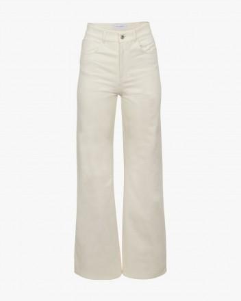 Osman Jeans in Ecru