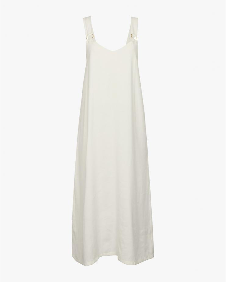 Biljana Dress in White