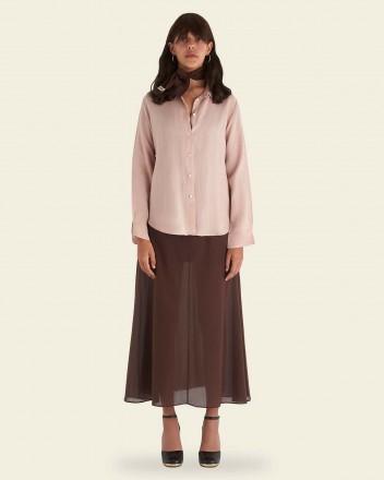 Gumnut Shirt in Blush
