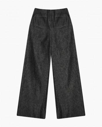Rose Boronia Flared Pants