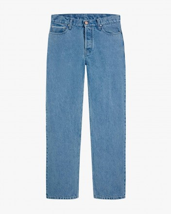Janus Jeans in Blue Bleached