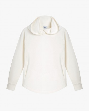 Solace Sweatshirt in Off White