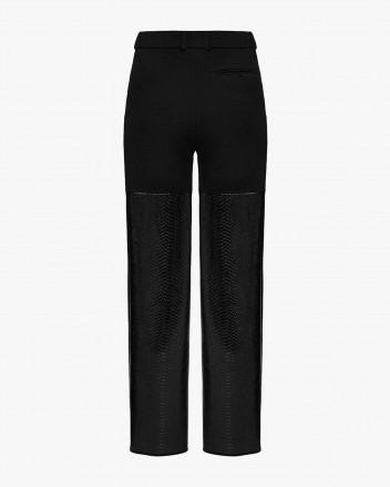 Combo Medium-Rise Trousers