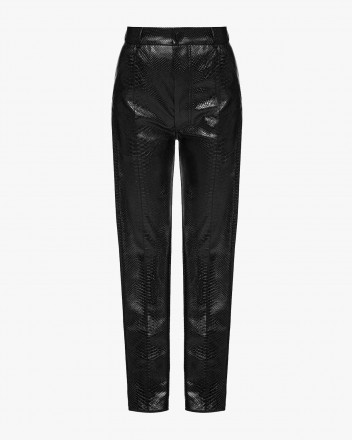 Medium-Rise Straight Trousers