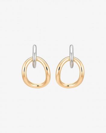 Inner Naho Earrings pair in...