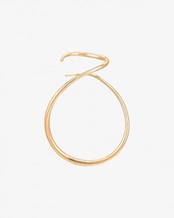 Looping Earring Single in...