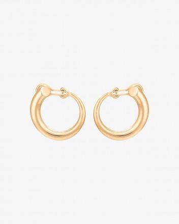 Monie Earring pair in Vermeil