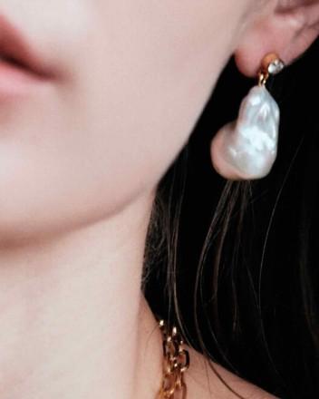 Kate Baroque Earrings In...