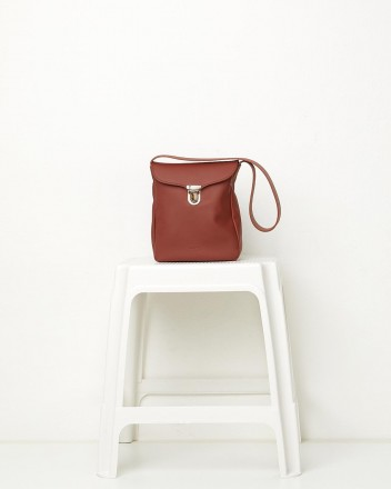 Zurroncito Leather Terra Bag