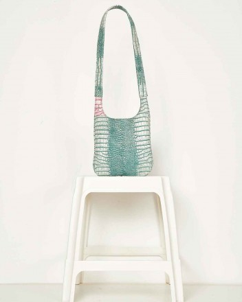 Mila Cross Bag XS Emerald...