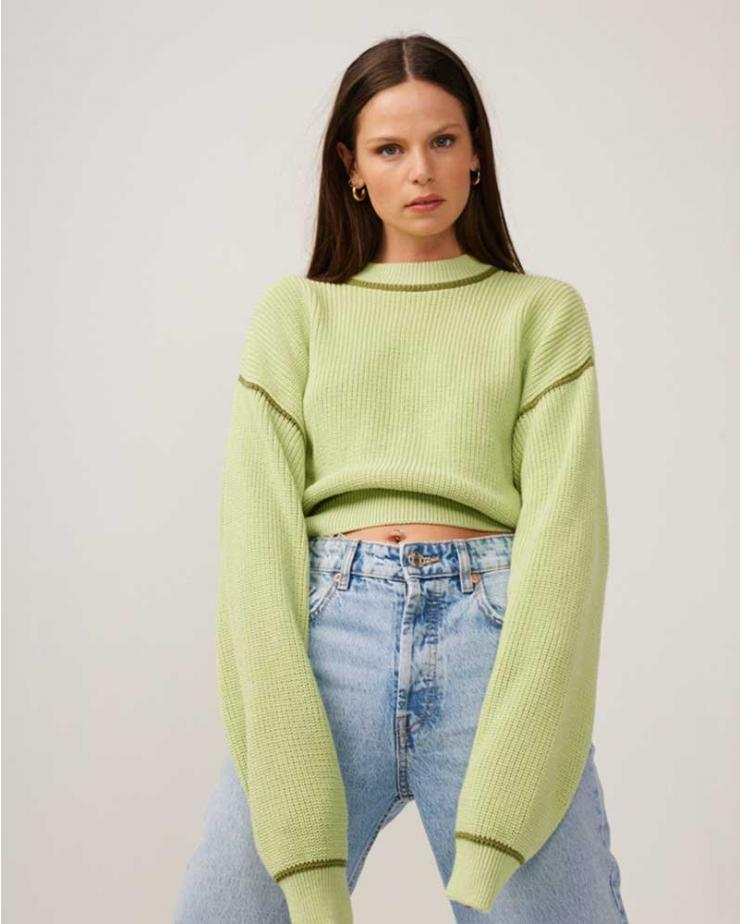 Misterish Sweater