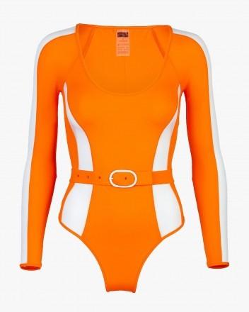 Reef Long Sleeve Swimsuit...