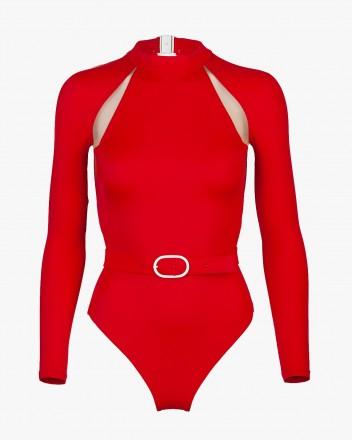 Tide Long Sleeve Swimsuit