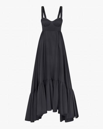 Zefir Dress in Black