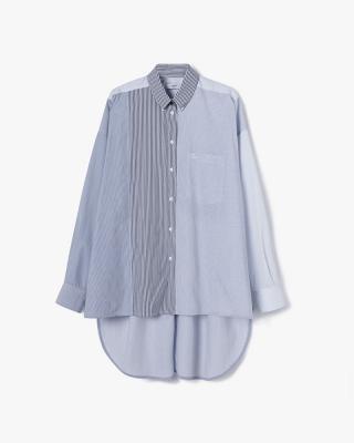 Stripes Oversized Shirt