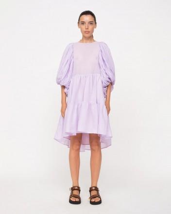 Bailey Broomstick Puff  Dress