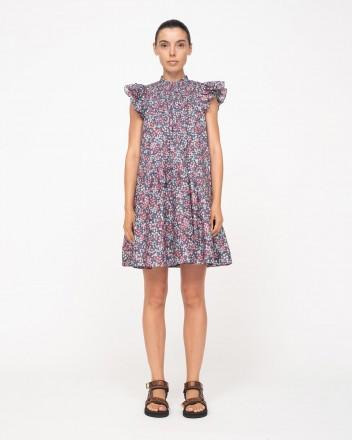 Lissa Liberty Smocked Dress
