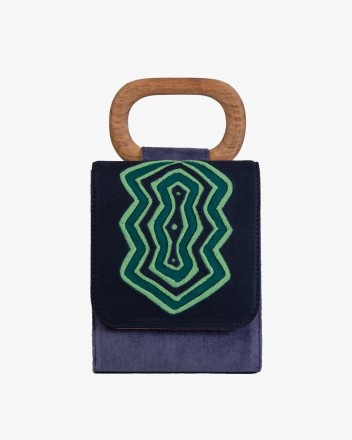 Vereda Velvet Micro Bag
