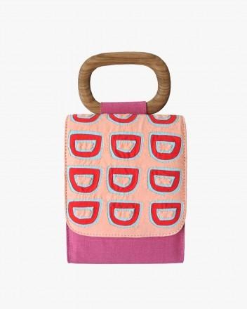 Touches Of Mandarine Micro Bag