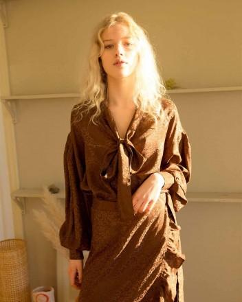 Lani Silk Blouse