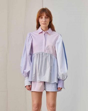 Hermione Patchwork Shirt
