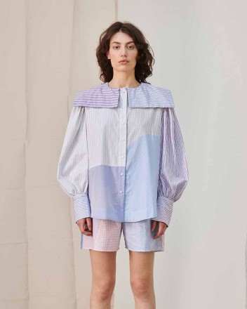 Dorothy Patchwor Shirt