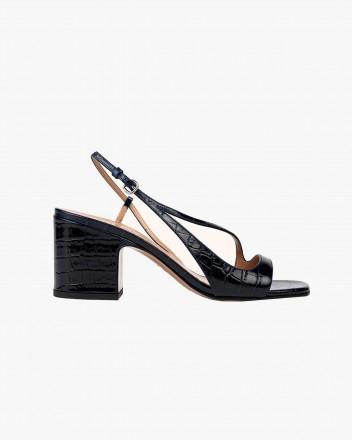 Venus Sandals in Indigo