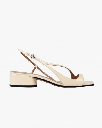 Birdie Sandals in Pompeii...