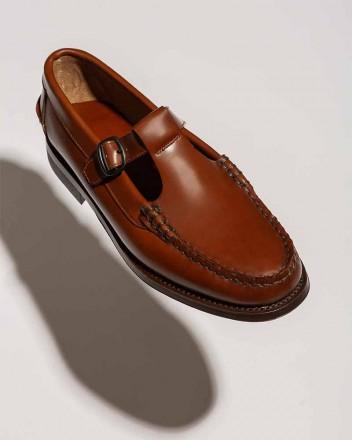 Alber Loafer in Tan