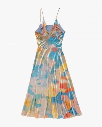 Velvet Cloud Dress