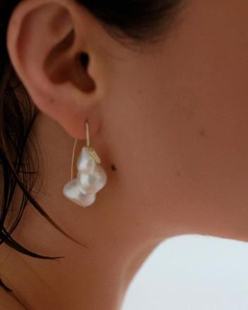 Gianna Earrings In Unique...