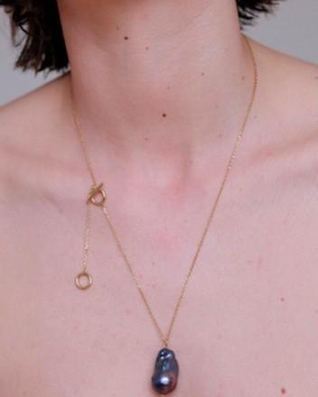 Moore Baroque Necklace In...