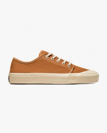 Kiran Mustard Sneakers