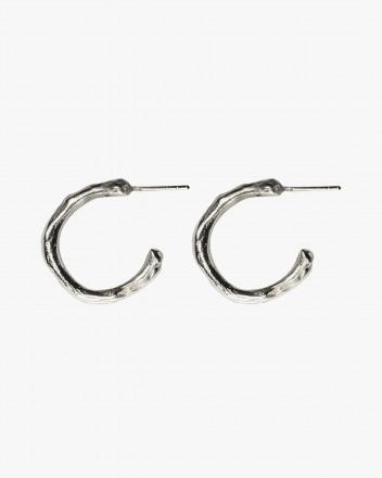 Lora Earrings In Silver