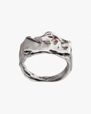 Orilla Ring In Silver