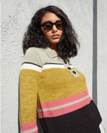 Sabic Sweater in Grey