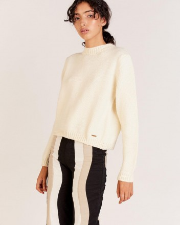 Abacus Sweater in Neutral
