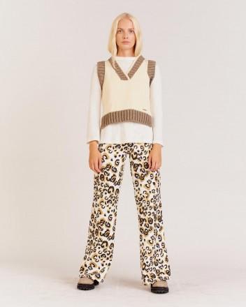 Sporty Jaguar Pants